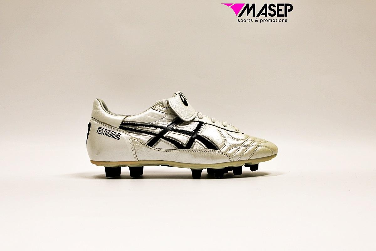 asics calcio testimonial